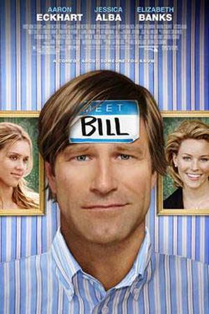 """Poster art for """"Meet Bill."""""""