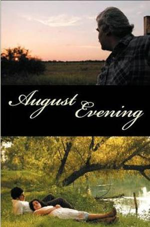 "Poster art for ""August Evening."""