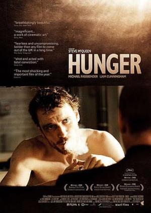 """Poster art for """"Hunger."""""""