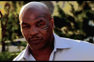 """Mike Tyson in """"Tyson."""""""