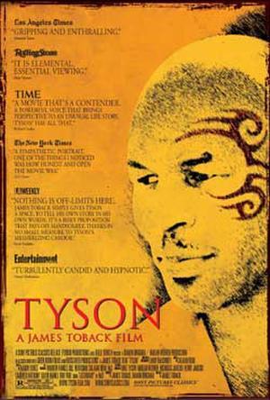 """Poster art for """"Tyson."""""""