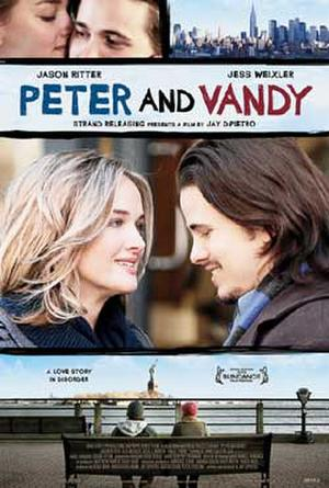 "Poster art for ""Peter and Vandy."""