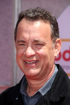 "Tom Hanks at the California premiere of ""Toy Story 3."""