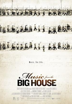 """Poster art for """"Music from the Big House"""""""