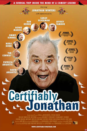 "Poster art for ""Certifiably Jonathan"""