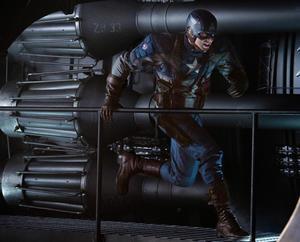 """Chris Evans in """"Captain America: The First Avenger."""""""