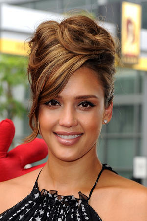 """Jessica Alba at the California premiere of """"Spy Kids: All The Time In The World."""""""