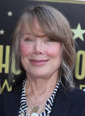 Sissy Spacek at the Hollywood Walk of Fame Ceremony honoring with a star to Sissy Spacek in California.