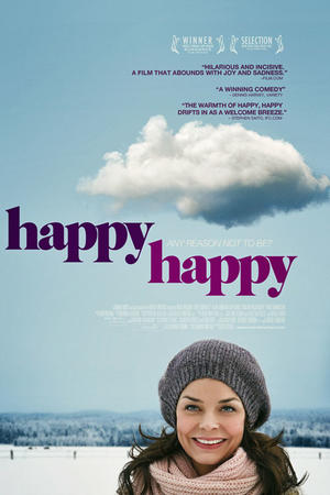 "Poster art for ""Happy Happy."""