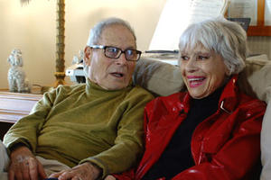 """A scene from """"Carol Channing: Larger Than Life."""""""