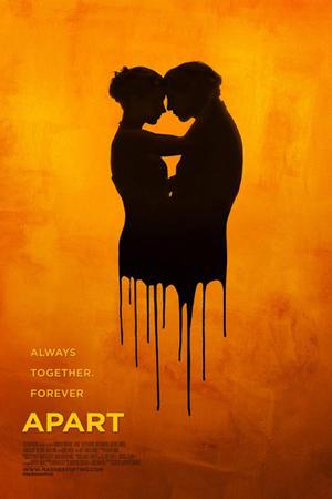 """Poster art for """"Apart."""""""