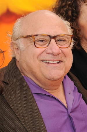 "Danny DeVito at California premiere of ""Dr. Seuss' The Lorax."""