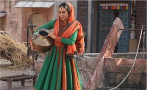 """Karisma Kapoor in """"Dangerous Ishhq."""""""