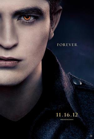 "Poster art for ""The Twilight Saga: Breaking Dawn Part 2."""