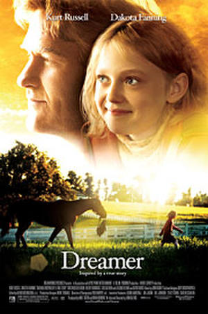 "Poster art for ""Dreamer: Inspired by a True Story."""