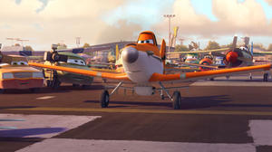 "A scene from ""Planes."""