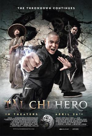 "Poster art for ""Tai Chi Hero."""