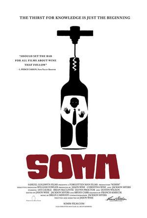 """Poster art for """"Somm."""""""