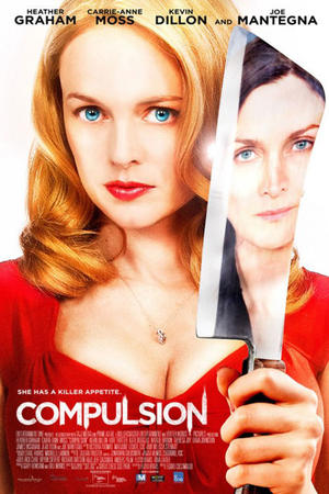 "Poster art for ""Compulsion."""