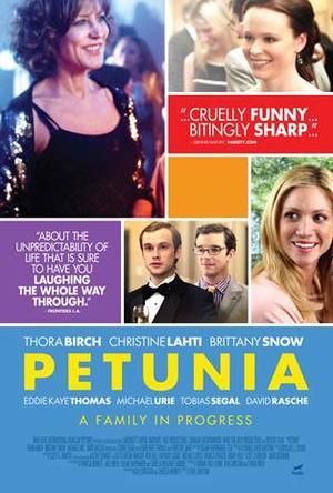 """Poster art for """"Petunia."""""""