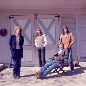 """Alex Chilton, Jody Stephens, Chris Bell and Andy Hummel in """"Big Star: Nothing Can Hurt Me."""""""
