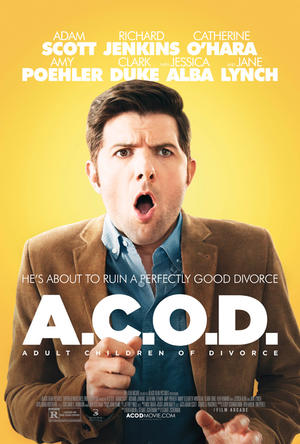 """Poster art for """"A.C.O.D."""""""
