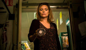 """Michelle Pfeiffer in """"The Family."""""""