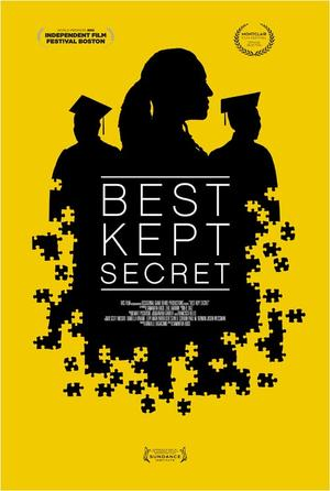 "Poster art for ""Best Kept Secret."""