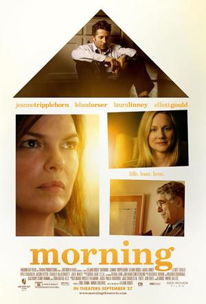 """Poster art for """"Morning."""""""