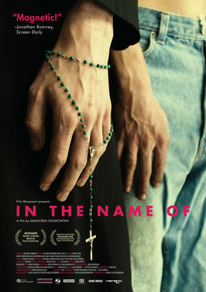 "Poster art for ""In the Name Of."""