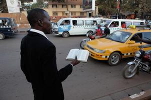 "A scene from ""God Loves Uganda."""