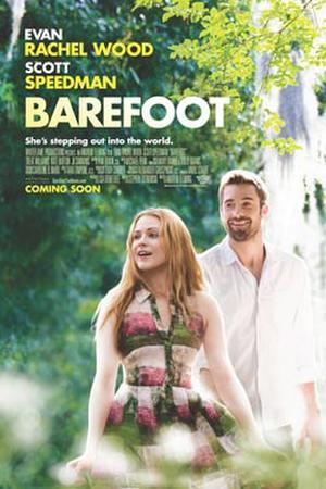 """Poster art for """"Barefoot."""""""