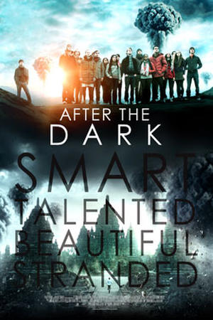 """Poster art for """"After the Dark."""""""