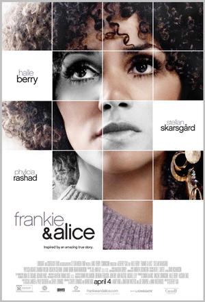 """Poster art for """"Frankie and Alice."""""""