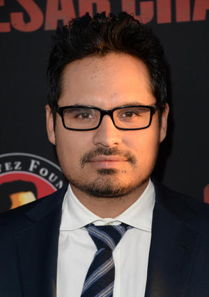 "Michael Pena at the California premiere of ""Cesar Chavez."""