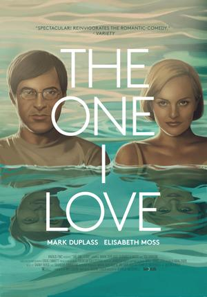 """Poster art for """"The One I Love."""""""