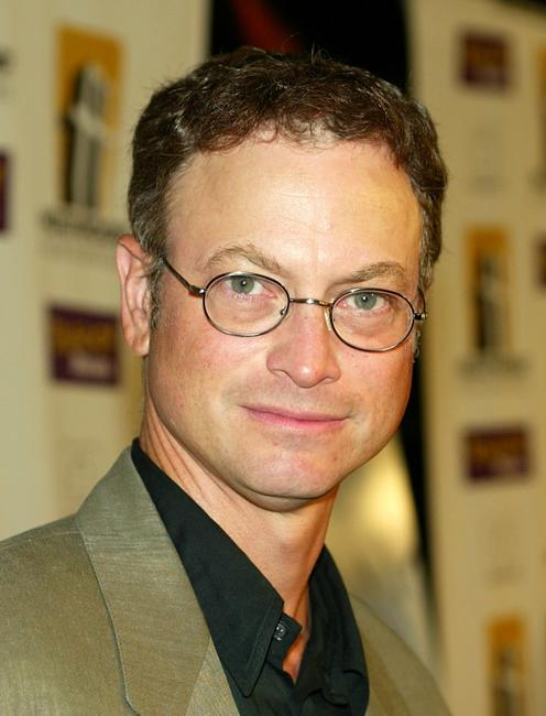 Gary Sinise at the Hollywood Film Festivals special screening of