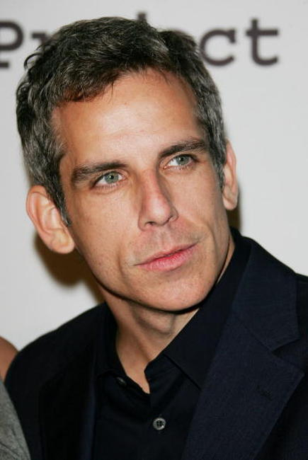 Ben Stiller at the 8th Annual Project A.L.S. 'Tomorrow Is Tonight' benefit in New York City.