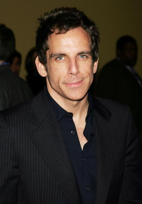 "Ben Stiller at the after party for ""The Public Sings: A 50th Anniversary Celebration"" in New York City."