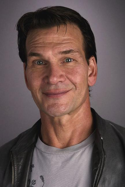 Patrick Swayze at the AFI Fest 2005.