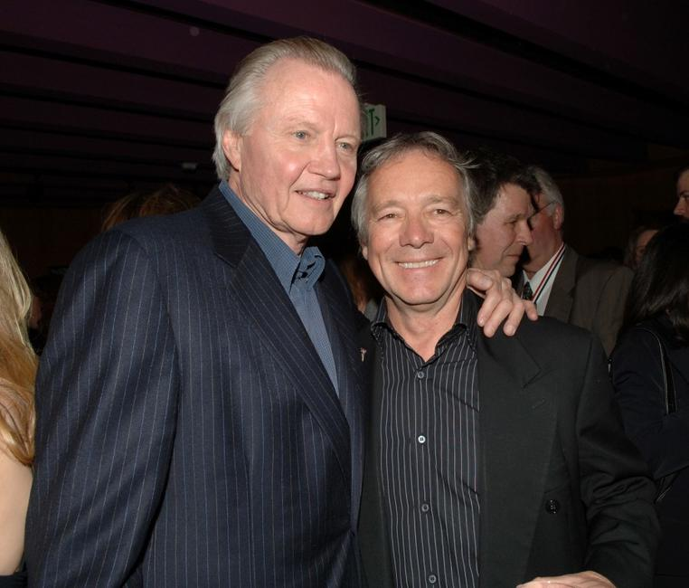 Jon Voight and Christopher Cain at the Special VIP Screening Of