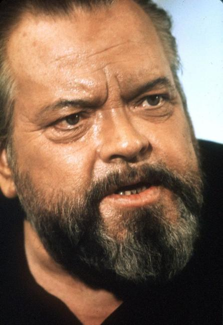 A File Photo of Orson Welles, Dated January 01, 1973.