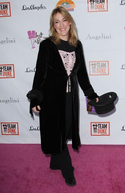 Kathleen Wilhoite at the Eighth Annual What A Pair celebrity concert.