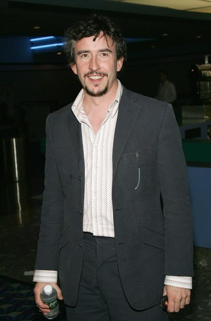 Steve Coogan at the premiere of