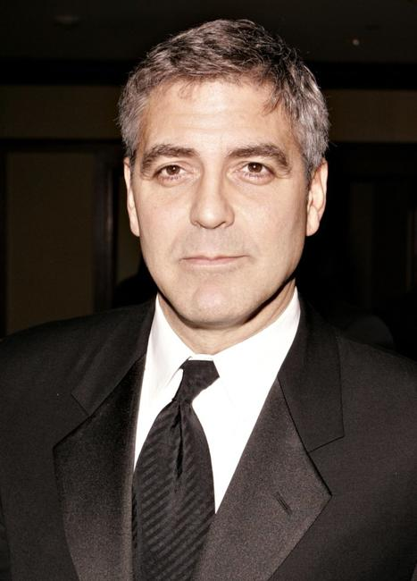 George Clooney at the 58th Annual Directors Guild Of America Awards.