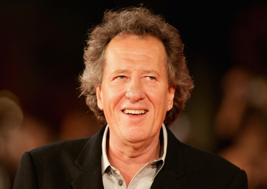 Geoffrey Rush at