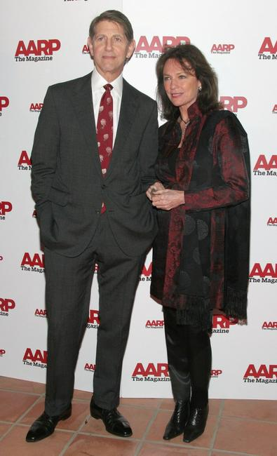Peter Coyote and Jacqueline Bassett at the 5th Annual Movies for Grownups.