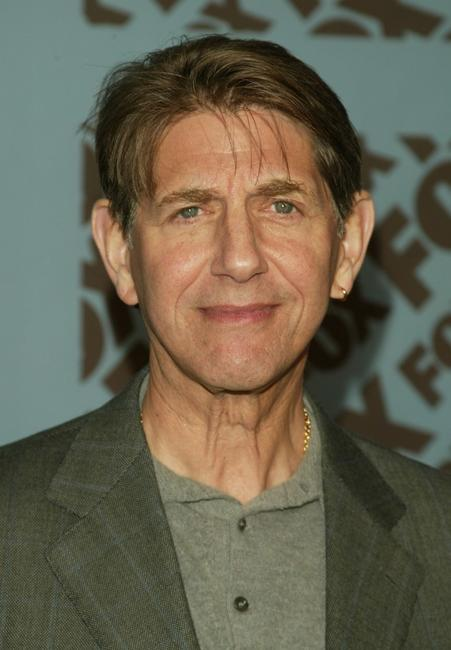 Peter Coyote at the Fox upfront.