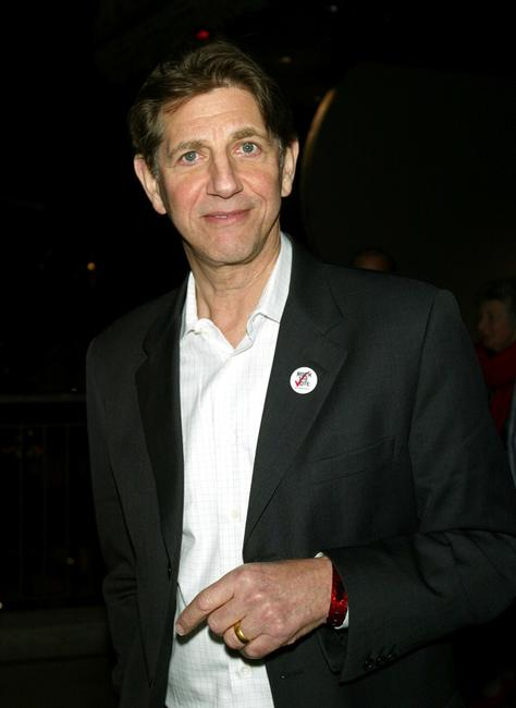Peter Coyote at the after-party for the premiere of
