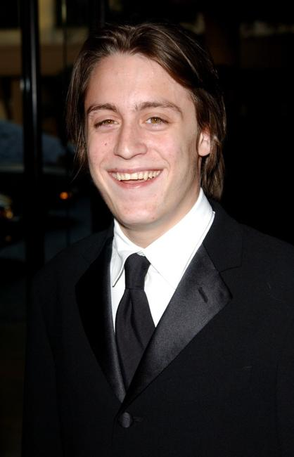 Kieran Culkin at the Hollywood Film Festival's Gala Ceremony and Hollywood Movie Awards.